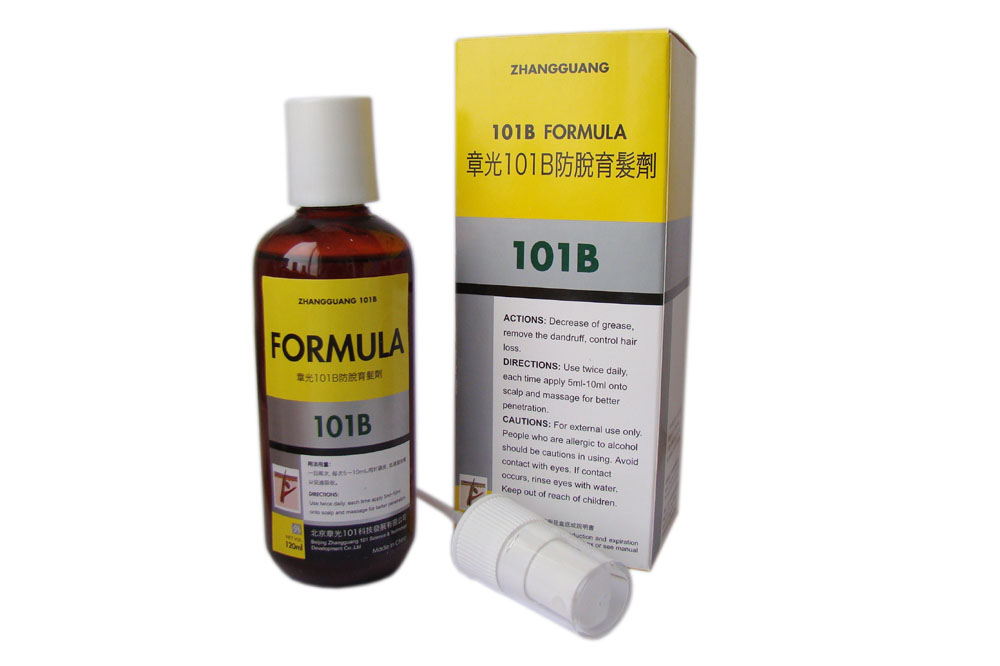 Zhangguang 101B Formula (export-packing)